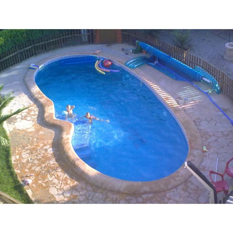 Piscina fibra vidrio piscina esparta novedades piscina for Vendo piscina de fibra