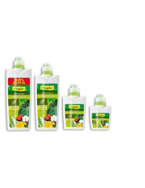 FLOWER FERTILIZANTE UNIVERSAL 1.300 ML