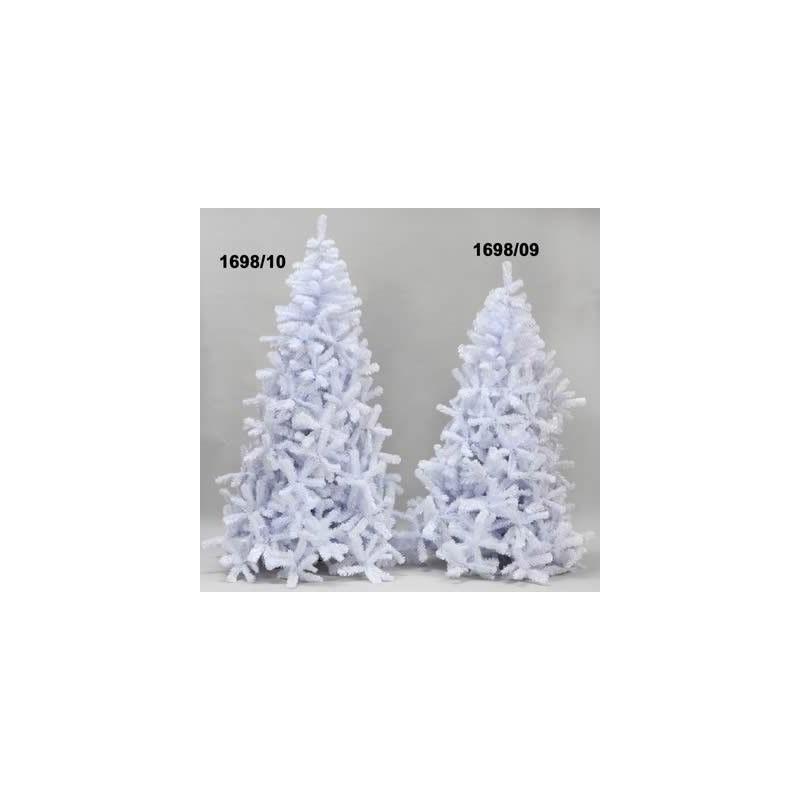 Arbol navidad blanco arbol navidad blanco decorado - Arboles navidad blancos ...