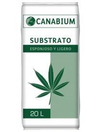 SUBSTRATO CANABIUM 20 L.