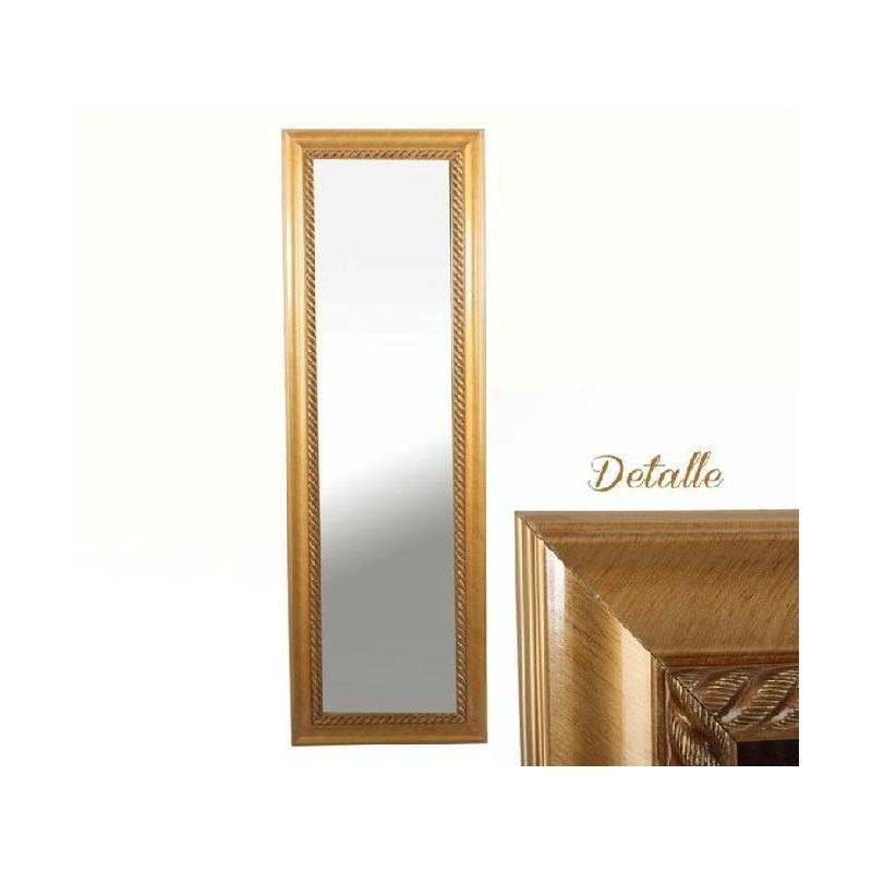 Espejo espejo dorado espejo dormitorio espejo pared for Espejo pared vintage