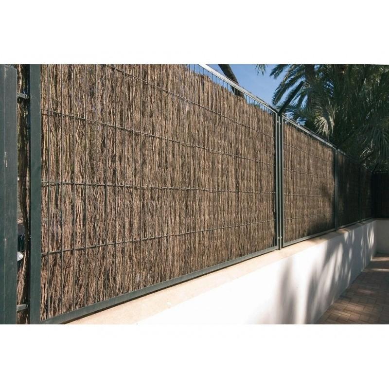 brezo ecolgico 2 cm espesor - Cerramientos Jardin