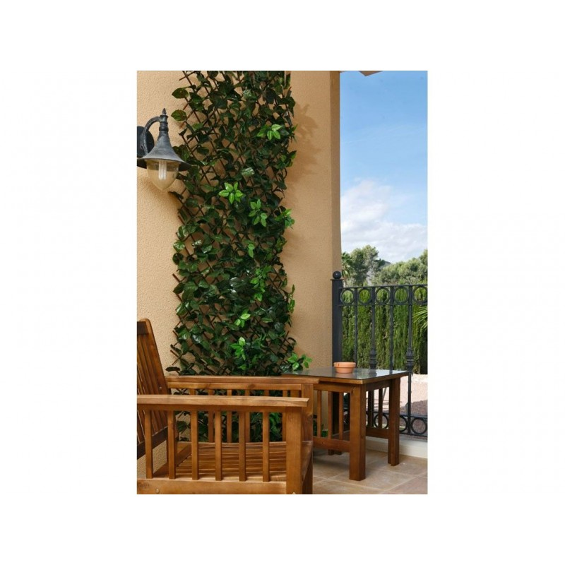 Celosia seto artificial ocultacion jardin celosia con for Celosias de jardin
