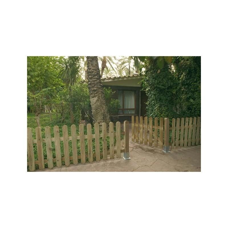 Vallado de madera para jardin best vallado de madera para - Vallado de madera ...