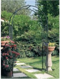 Hierro forjado jard n 9 tienda del jardin for Arco decorativo jardin