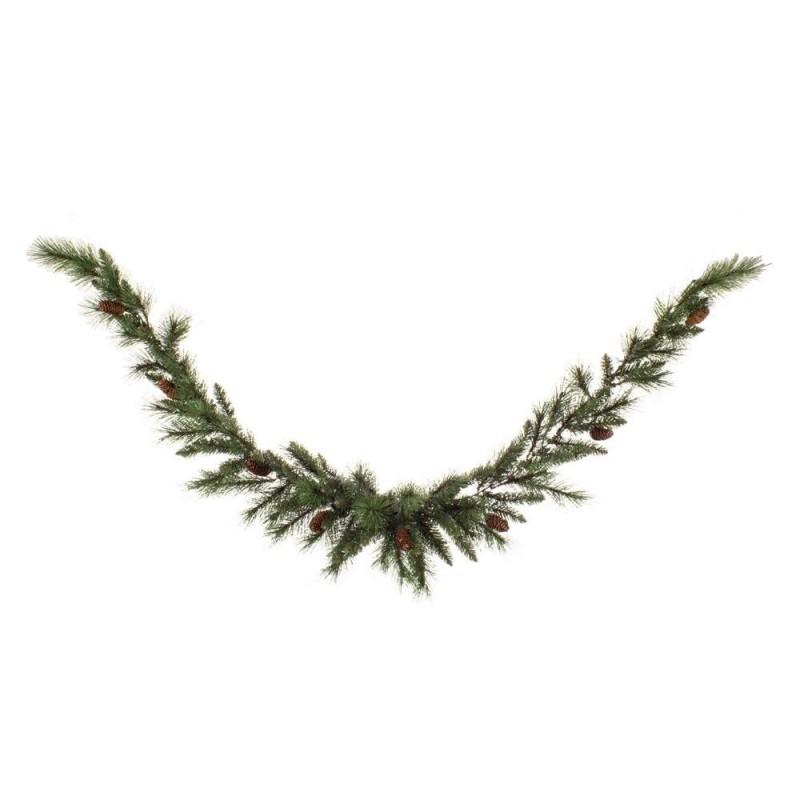 guirnalda navidad salisbury 180 cm loading zoom - Guirnalda Navidad
