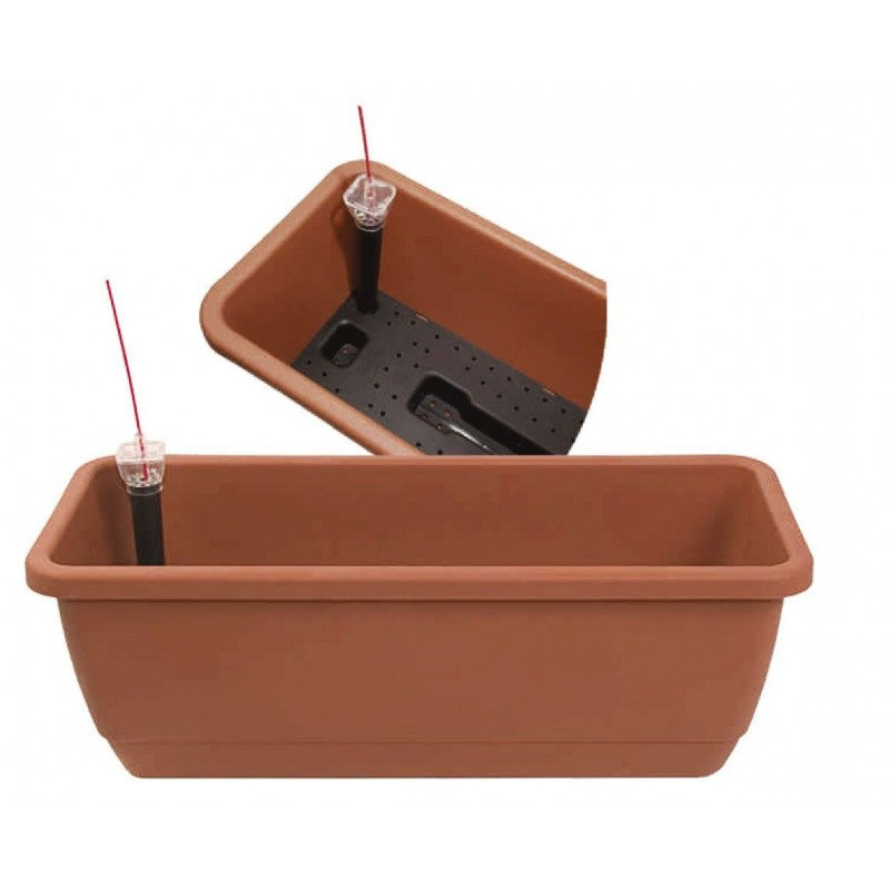 Jardinera pl stico kalis - Jardineras de plastico ...