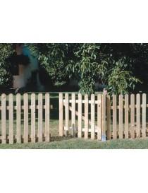 puerta valla clsica 100x100 cm