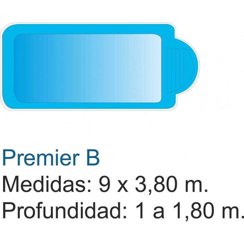 Piscina premier premier b for Piscinas premier