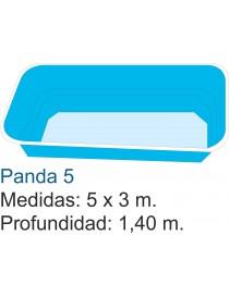PISCINA MODELO PANDA 5