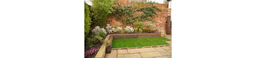 Traviesas jardin traviesas madera traviesas ecologicas for Vigas de madera para jardin