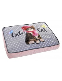 "CAMA MASCOTA ""CUTE CAT"""