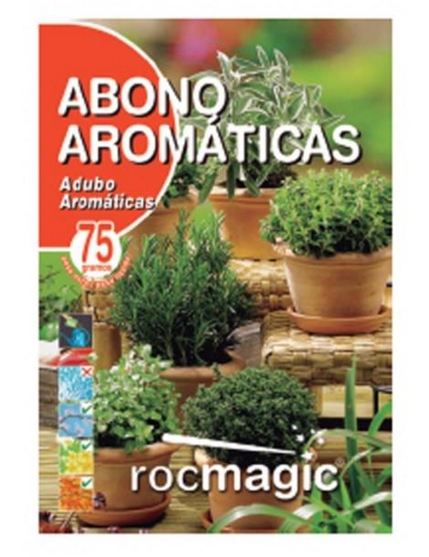 ABONO AROMATICAS ROCMAGIC 75 GR.