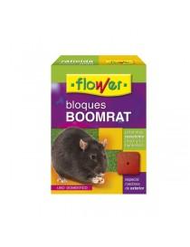 FLOWER BOOMRAT BLOQUES RATICIDA