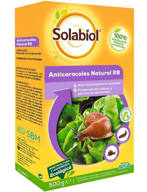 SOLABIOL ANTICARACOLES NATURAL RB 500 GR