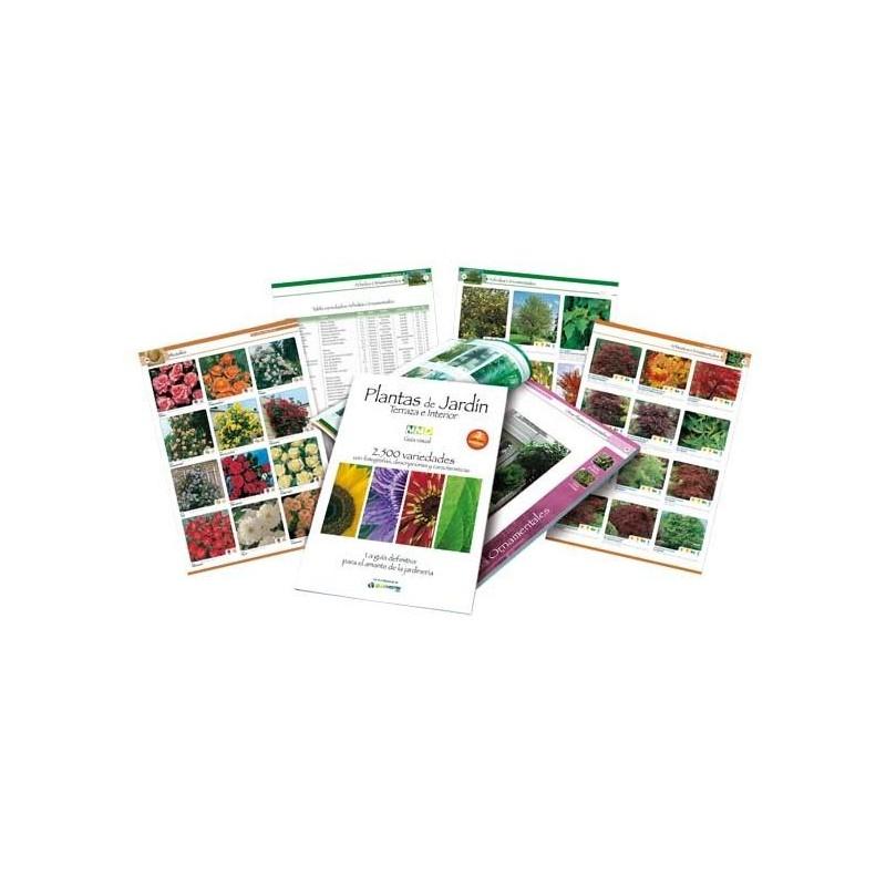 Guia plantas guia jard n enciclopedia plantas amante for Plantas de jardin interior