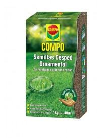 COMPO SEMILLAS CESPED ORNAMENTAL 1 KG.