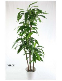 DRACAENA FRAGANS ARTIFICIAL 115 CM.
