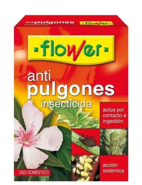 FLOWER ANTI PULGONES INSECTICIDA