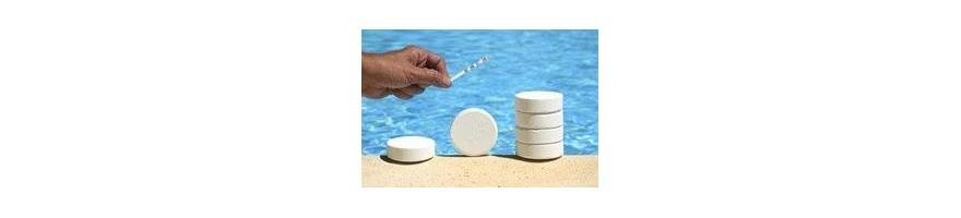 Productos mantenimiento piscina